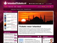 Tickets voor sightseeing | IstanbulTickets.nl