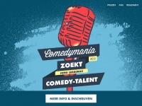 Comedymania.be - Comedymania 2017
