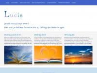Homepage Lucis Uitgeverij