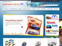 Importtoys.nl - Home page