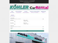 kohlercarrental.com