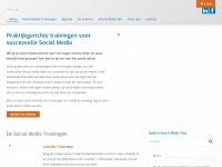 Desocialmediatraining.nl - Social Media onder controle? Volg een cursus Social Media.