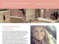 hair-extensionszaandam.nl