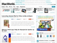 MacWorld | MacWorld is het online platform over Apple, iPad, iPhone, Mac en iOS.