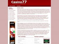 Casino Spelletjes spelen bij casino77.nl