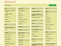 Zoekpret.nl || Startpagina