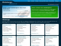 Webdesign-zoeken.nl | Vind webdesign bij u in de buurt