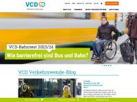 Vcd.org - VCD, der ökologische Verkehrsclub - für eine umweltfreundliche Mobilität - VCD, der ökologische Verkehrsclub - für eine umweltfreundliche Mobilität