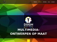 Tdsign.nl - TDsign - multi-media ontwerpen op maat