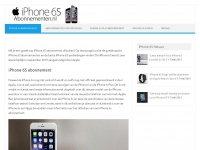 iphone6sabonnementen.nl