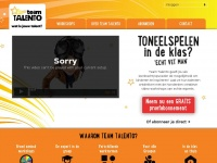 Teamtalento.nl - Wat is jouw talent? - Team Talento
