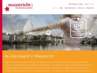 Home | Maastricht for Groups & Events