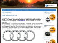 Tip: Originele Audi Naafdoppen naafkappen wieldoppen velgen logo