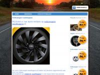 Tip: Originele Volkswagen Naafdoppen naafkappen wieldoppen velgen logo