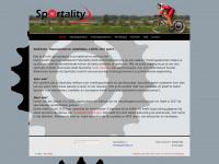 Sportality sportschema's en diëtiek