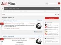 Jailmine.co.uk - HTTP Server Test Page powered by CentOS-WebPanel.com