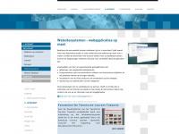 Websitesystemen - webapplicaties op maat - Sybit | Software op Maat