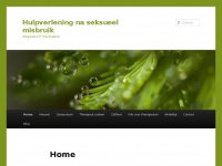 Hulpverleningnaseksueelmisbruik.nl - Hulpverlening na seksueel misbruik. Ivonne Meeuwsen