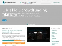 Crowdfunder.co.uk - Start crowdfunding on Crowdfunder UK - where ideas happen