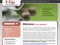 Elderindia.com - Default Parallels Plesk Panel Page