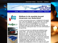 Jacuzzi showroom Gelderland wellness spa bubbelbad hot tub