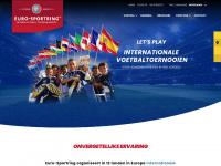 Internationale voetbaltoernooien en handbaltoernooien | euro-sportring