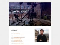 Hallo, ik ben Tim Vervoort!