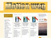 Motten | Motten bestrijden | Motten info | Anti mot | Motten-weg.nl