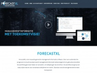 Forecastxl.nl - Business - ForecastXL