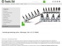 Tools2go.nl - Tools2Go Gereedschap Online!