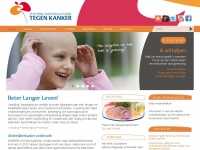 Tegenkanker.nl - Home - Stichting Nationaal Fonds tegen Kanker