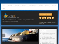 Lng18.org - 18th International Conference & Exhibition on Liquefied Natural Gas | 11-15 April 2016, Perth Convention and Exhibition Centre, Perth, Australia