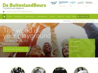 De BuitenlandBeurs - 23 & 24 november 2018 - The world is your playground!