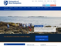 Unh.edu - University of New Hampshire
