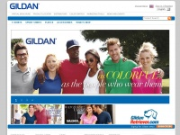 Discover MyGildan.com: Everyday Gildan® Apparel | Official