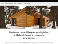 Miacasadilegno.it - Eco-Friendly Wooden Houses | Design & Construction