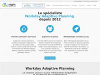 Alsight.fr - Le spécialiste Adaptive Insights en France