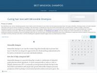 Bestminoxidilshampoo.wordpress.com - Best Minoxidil Shampoo