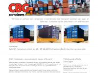 cbgcontainers.nl
