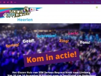 Srh15.nl - SERIOUS REQUEST 2015 IN HEERLEN ZIT ER OP! - Serious Request Heerlen 2015 | Limburg