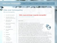 Alles over homeopathie | Laila Alberts