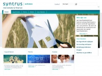 Syntrusachmeahypotheken.nl - Syntrus Achmea Hypotheken. Goed voor elkaar. - Syntrus Achmea Hypotheken