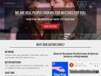 Datingring.com - Home : The Dating Ring