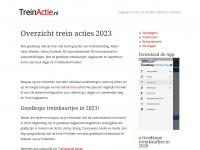 treinactie.nl