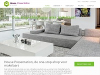 House-presentation.com - House Presentation, de one-stop-shop voor makelaars - House Presentation by SooMedia