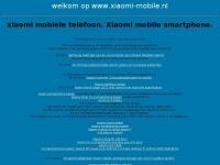 Xiaomi-mobiel.nl