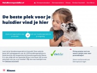 Huisdierenspecialist.nl | De beste plek voor je  huisdier vind je hier | Huisdierspecialist