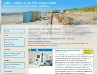vakantiehuis-waddeneilanden.nl