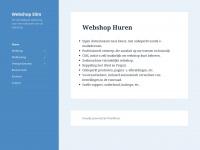 Webshop Huren   Voor een vast laag maandbedrag