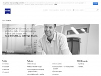 Zeiss.si - ZEISS Slovenija Opticna in optoelektronska tehnologija